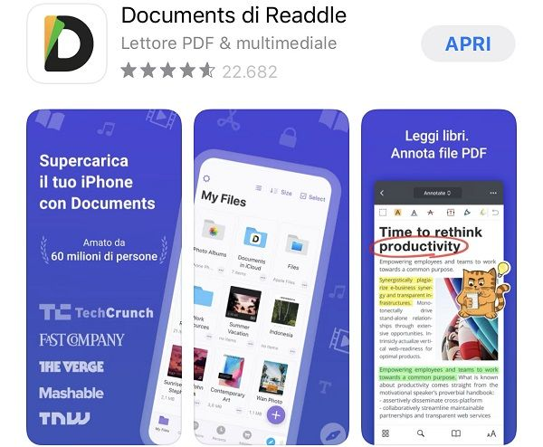 documents di raddle