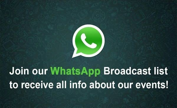Creare una lista broadcast su WhatsApp