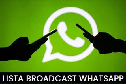 Lista broadcast WhatsApp